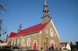 Quebec, the historical church of Saint Jean Port Joli