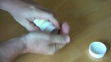 Shaky Hands Opening Pill Bottle