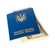 Ukrainian foreign passports and dollars