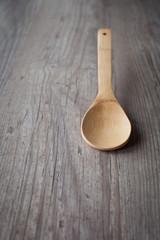 Empty spoon