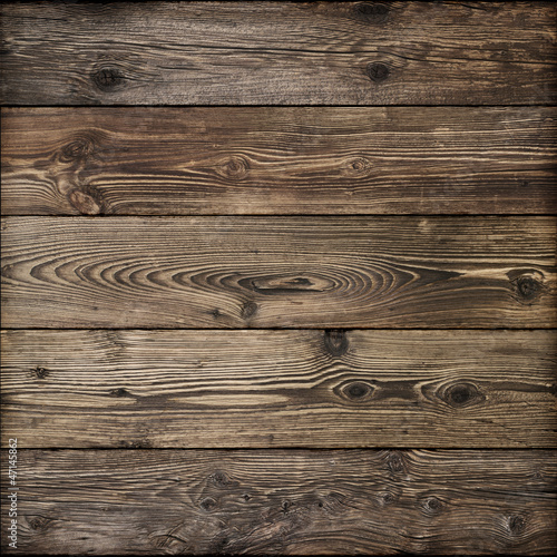 canvas print picture Holzwand