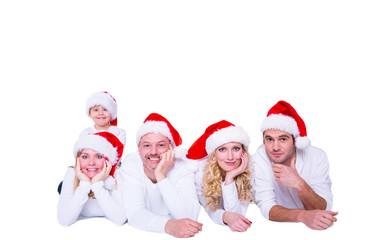 christmas familie