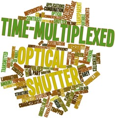 Word cloud for Time-multiplexed optical shutter