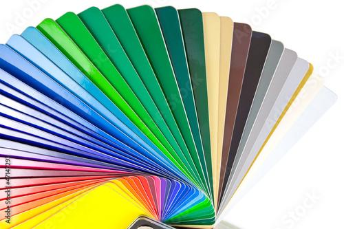 nuancier peinture de unclesam photo libre de droits 47147293 sur. Black Bedroom Furniture Sets. Home Design Ideas