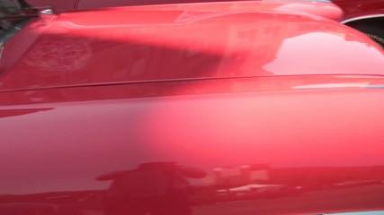 Classic Pink Car Pan