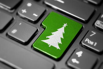 Weihnachtsbaum Taste
