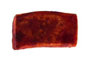 salted pork fat
