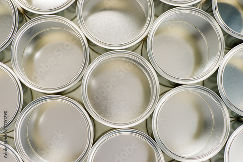 tin buckets to store paint