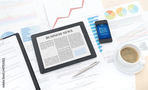Modern business workflow