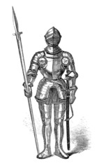 Armour - Armure - Rüstung  - 13th century