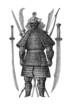Japan - Samurai : Armour
