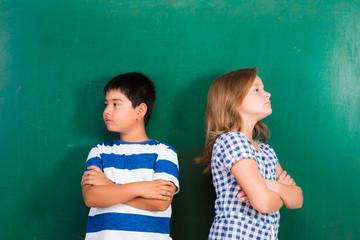 beleidigte schüler in der schule