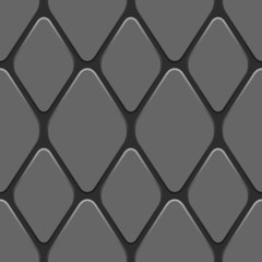 Seamless truck tyre pattern vector illustration.