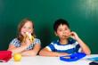 gesundes frühstück in der grundschule