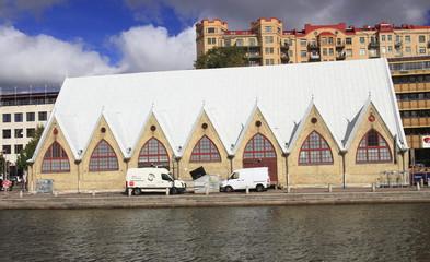 Göteborg, Fischhalle