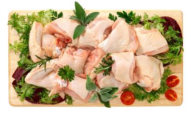 Pollo in parti - Chicken nuggets