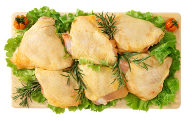 Sovracosce di pollo - Chicken