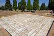 Mosaico romano de la casa de los pajaros, Itálica