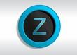 Botão com a Letra Z