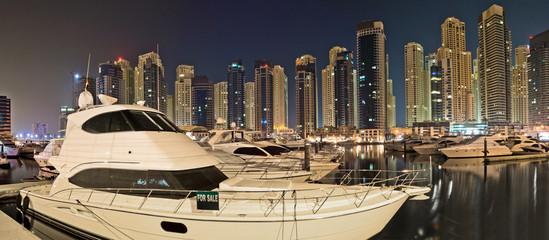 Dubai Yacht Panorama