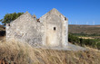 Voila medieval settlement at Crete island in Greece