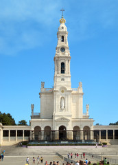 S. Fatima's sanctuary - Portugal
