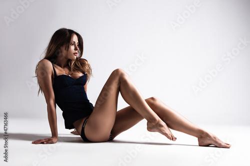 Fototapeten,frau,attraktiv,sexy,körper