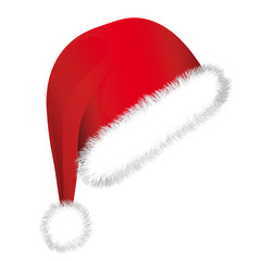 Rote Weihnachtsmütze