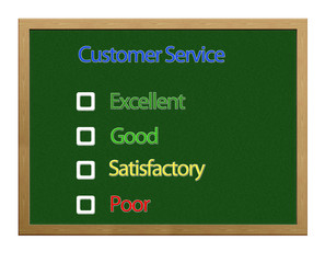 Atención al cliente.