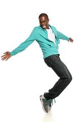 Hip Hop Dancer performing
