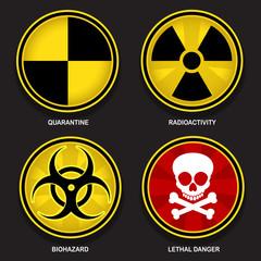 Hazard Symbols & Signs