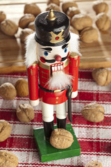 Festive Christmas NutCracker
