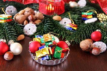 weihnachtssüßigkeiten