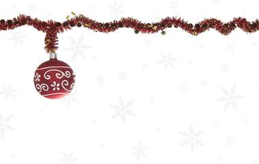 Weihnachtskugel Weihnachten