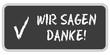 CB-Sticker TF eckig oc WIR SAGEN DANKE!