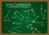 Fototapete Astrologie - Astronomy - Zeichen / Symbol