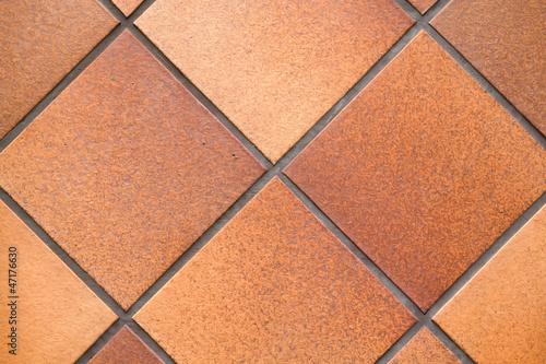 Textura de un suelo con baldosas r sticas de calamardebien for Baldosas rusticas precios