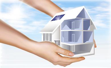 Haus_Photovoltaik_Wärmepumpe_2
