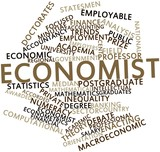 Word cloud for Economist