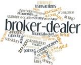 Word cloud for Broker-dealer poster