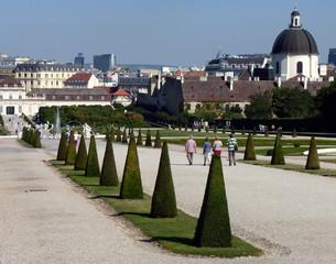 Jardin-Vienne