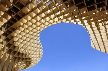 Arquitectura contemporánea, las Setas de Sevilla