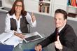 erfolgreiche verhandlungen mit partner
