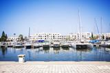 Marina Port El Kantaoui, Tunisia.