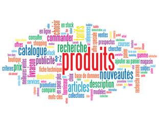 Nuage de Tags PRODUITS (recherche catalogue articles a-z tarifs)