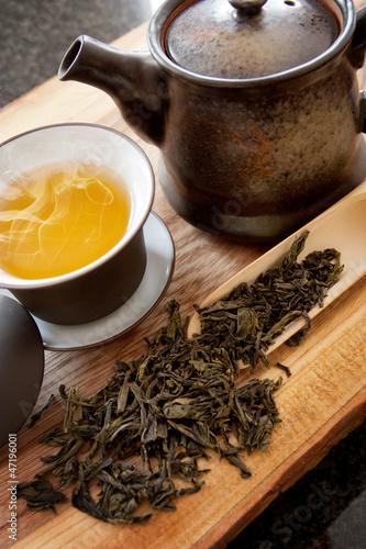 Fototapeten,tee,grün,chinese,tassen