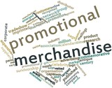 Word cloud for Promotional merchandise poster