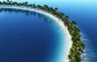Einsame Insel Konzept - Rundbogen 6