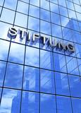 Big Business Konzept - Stiftung