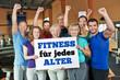 Fitness für jedes Alter